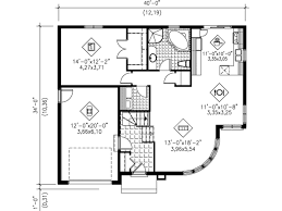 european style house plan 1 beds 1 00 baths 968 sq ft plan 25 4108