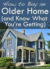 buying older homes what you need to buy after you buy your first home house and budgeting