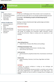 fresher resume model animator resume templates download free premium templates animator fresher resume