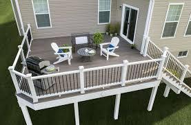 best deck color to hide dirt deck color schemes popular deck color trends for your house