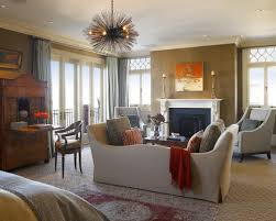 Decorating Bedroom Sitting Area Houzz - Bedroom with sitting area designs