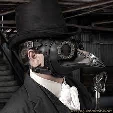 crow mask halloween steampunk bird mask the best plague doctor mask costume you u0027ll see