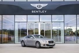 bentley garage bentley u0027s new cw1 house delivers exclusive customer experience