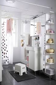 interesting bathroom storage cabinets sets units white wall tiles