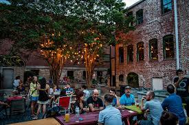 Backyard Beer Garden - georgia beer garden is a destination for local brews in sweet