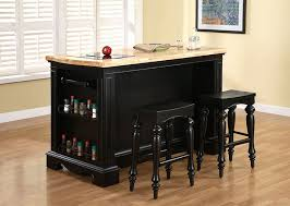 kitchen mobile kitchen island bar easy and useful portable