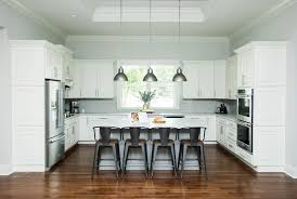 how to make cabinets appear taller kitchen cabinet paint colors