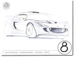 sketches by cesar idrobo at coroflot com