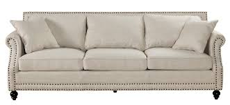 Leather Sofa And Loveseat Recliner by Furniture Camden Sofa With Classic Style For Your Home