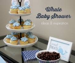 whale baby shower ideas menu for baby shower template business