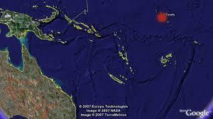 map of tuvalu tuvalu