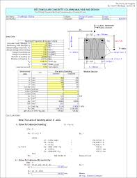 Concrete Takeoff Spreadsheet This Construction Video Tutorial Briefly Describes The Proportions