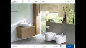 Ideal Standard Bathroom Furniture by Ideal Standard 3d Planner Demo Concealer Tool Youtube