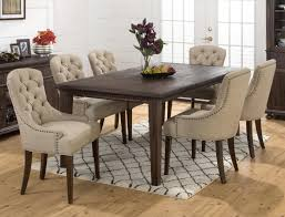 upholstered dining chairs with nailheads invisifile com