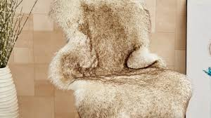 fur chair cover sheepskin chair covers remodel primedfw
