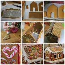 how to make your house green green gourmet giraffe how to make a gingerbread house