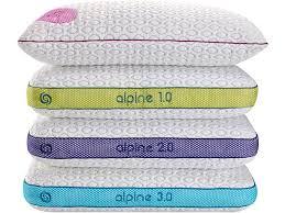 bed gear pillow accessories bedgear alpine 1 0 performance pillow