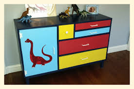 Baby S Room Ana White Dinosaur Patchwork Dresser For Baby U0027s Room Diy Projects
