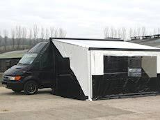 Motorsport Awning For Sale Barkers Awnings Van Awnings