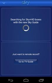 sky guide for android sky android app adds remote to phones and tablets what