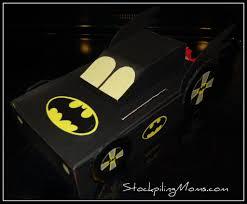 Valentine Shoe Box Decorating Ideas Batman Valentine Box Kids Ideas Pinterest