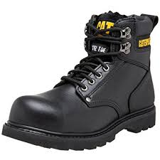 amazon s boots size 12 amazon com caterpillar s 2nd shift 6 steel toe boot boots