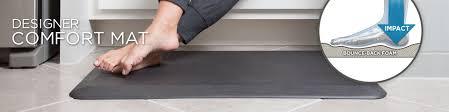 Comfort Mats For Kitchen Designer Comfort Mat Kitchen Floor Mats Cushioned