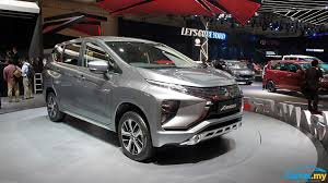 jakarta 2017 all new 2017 mitsubishi xpander 1 5l 4at 5mt