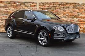 2017 bentley bentayga interior 2017 bentley bentayga bentayga stock hc014654 for sale near