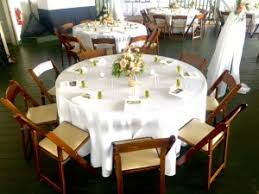 Table Runners For Round Tables Linens U2014 Big Island Tents