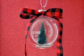 10 minute sequin snow globe ornament mad in crafts