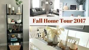 fall home decor tour 2017 feat amish baskets lynette yoder
