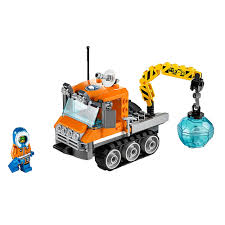 lego jurassic park jungle explorer lego city arctic ice crawler 60033 lego toys