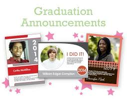 personalized graduation announcements magnetic graduation announcements by crinklednose