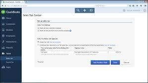payroll tutorial quickbooks online set up sales tax in quickbooks online tutorial