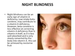Night Blindness Deficiency 26 Health Benefits Of Nectarine By Allah Dad Khan