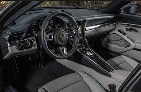 porsche 911 inside 2019 porsche 911 styling design drivetrain also price vehicles
