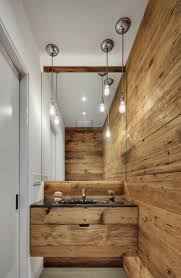 Barn Bathroom Ideas 34 best wood on walls images on pinterest home architecture