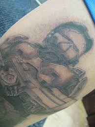 master chief tattoo img