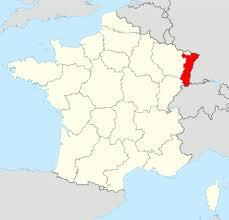 Deutschland Und Frankreich Karte by Elsass U2013 Radreise Wiki