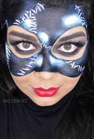 catwoman halloween costume mask see catwoman makeup tutorial https youtu be na0gjs gtty