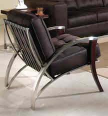 Contemporary Accent Chair Excellent Inspiration Ideas Metal Accent Chair Looking The Best