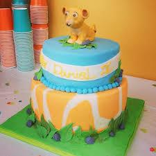 Lion King Baby Shower Cake Ideas - 8 best lion king birthday cakes images on pinterest birthday