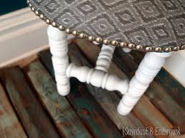 Where To Buy Upholstery Tacks How To Upholster A Chair Carving Foam Reality Daydream