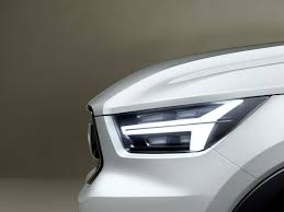 2018 volvo xc40 compact crossover