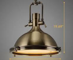 antique bronze pendant light nautical pendant light dosgildas com