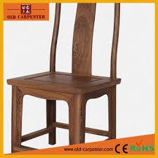 chaise wengé rocou meubles wengé solide bois chinois antique chaise officier