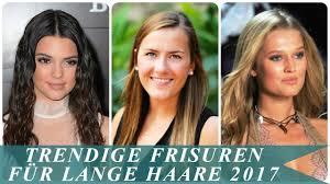 Frisuren F Lange Haare Ab 40 by Trendige Frisuren Für Lange Haare 2017