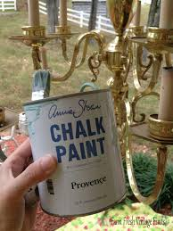 Painting Brass Chandelier How To Paint A Brass Chandelier Farm Fresh Vintage Finds