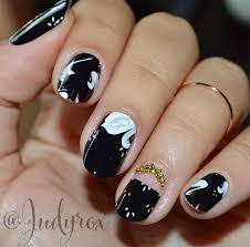 27 cute nail art designs for short nails never before
